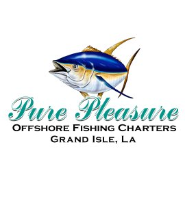 Pure Pleasure Offshore Fishing Charters Custom Shirts & Apparel